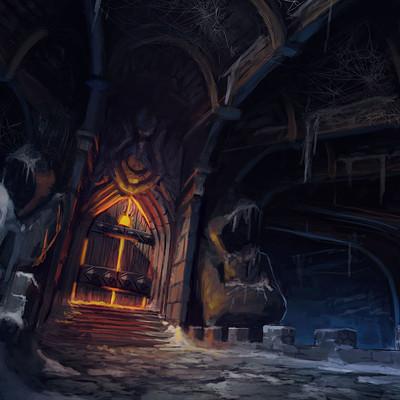 Jon wing hidden entrance