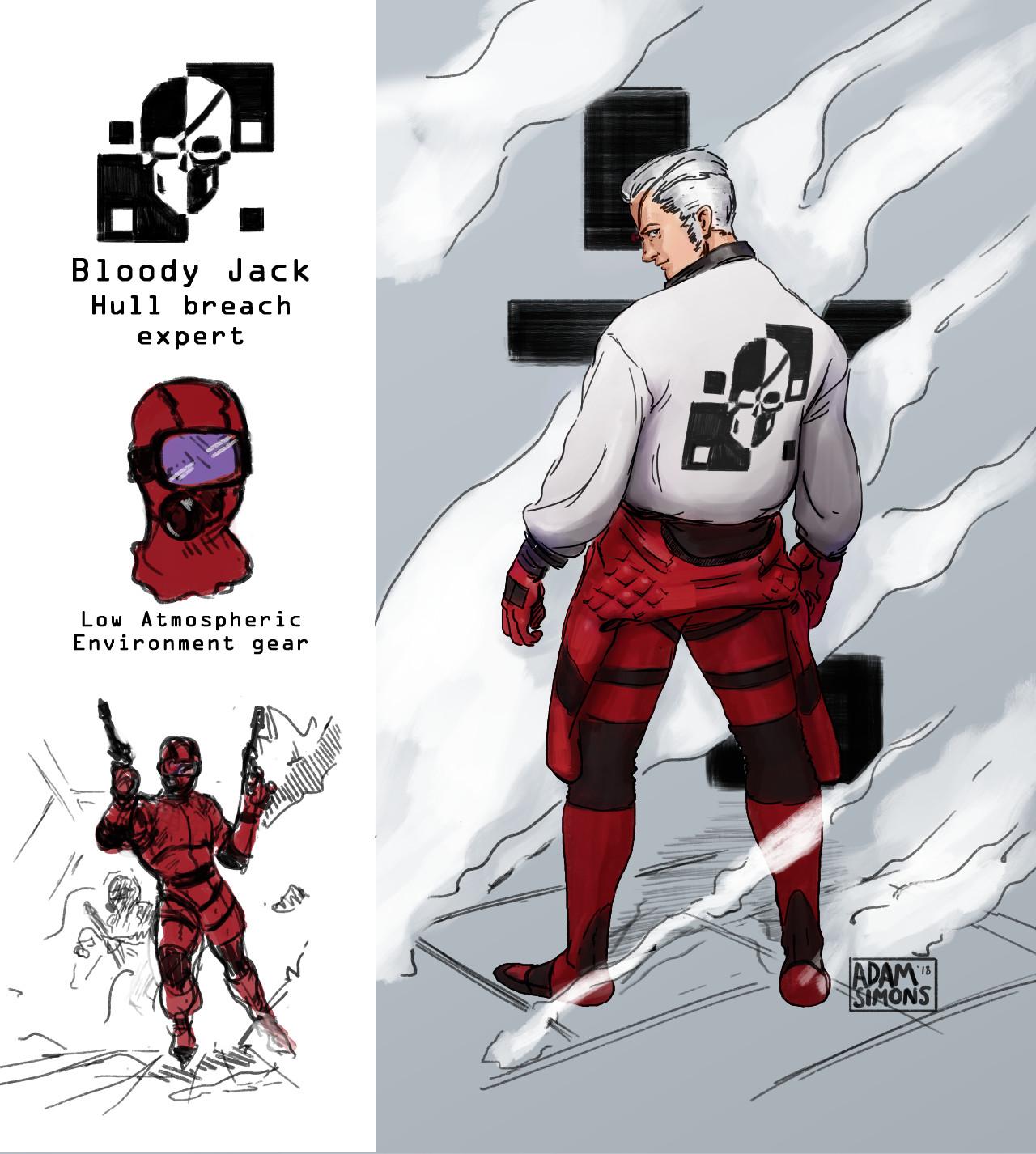 CDC Bloody Jack