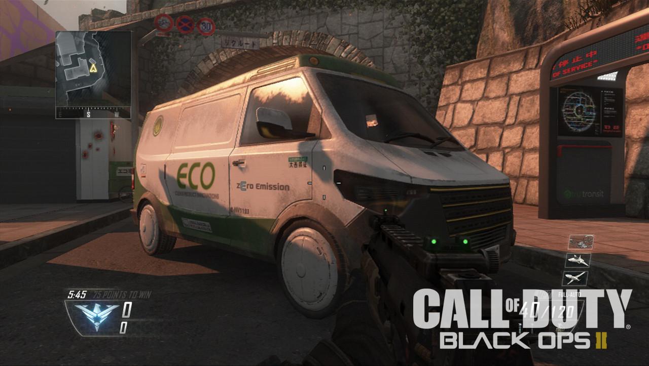 ArtStation - Call of Duty: Black Ops 2, Tony Kwok