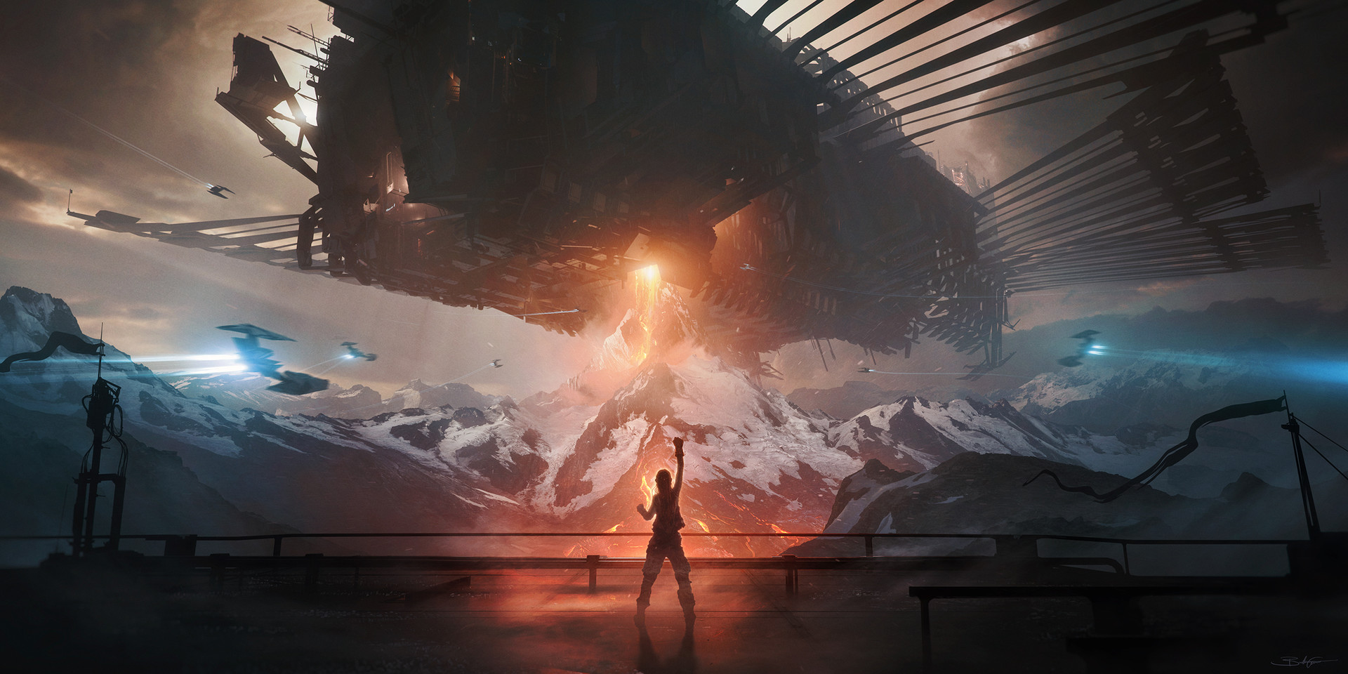 Bastien grivet it was the end