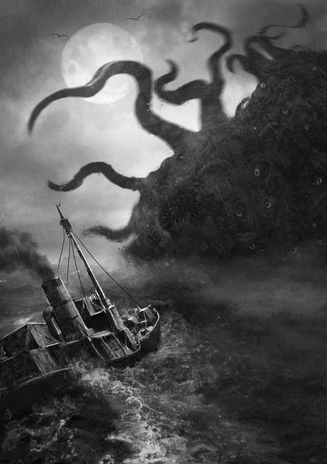 """""""Sur les Traces de Lovecraft"""""""