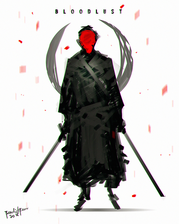 Benedick bana bloodlust 3 final lores