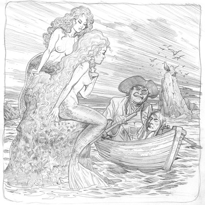 Mike manley mermaids pirate 5