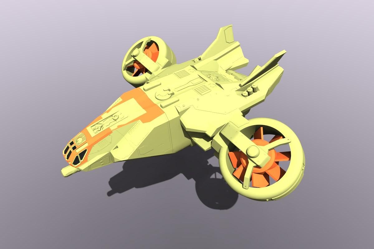 German impache hover airone 2