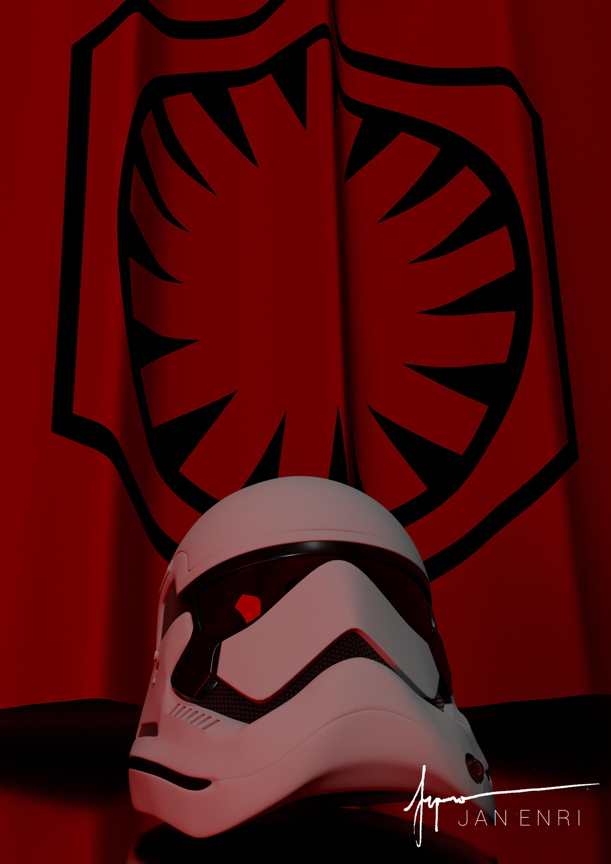 Jan enri arquero stormtrooper