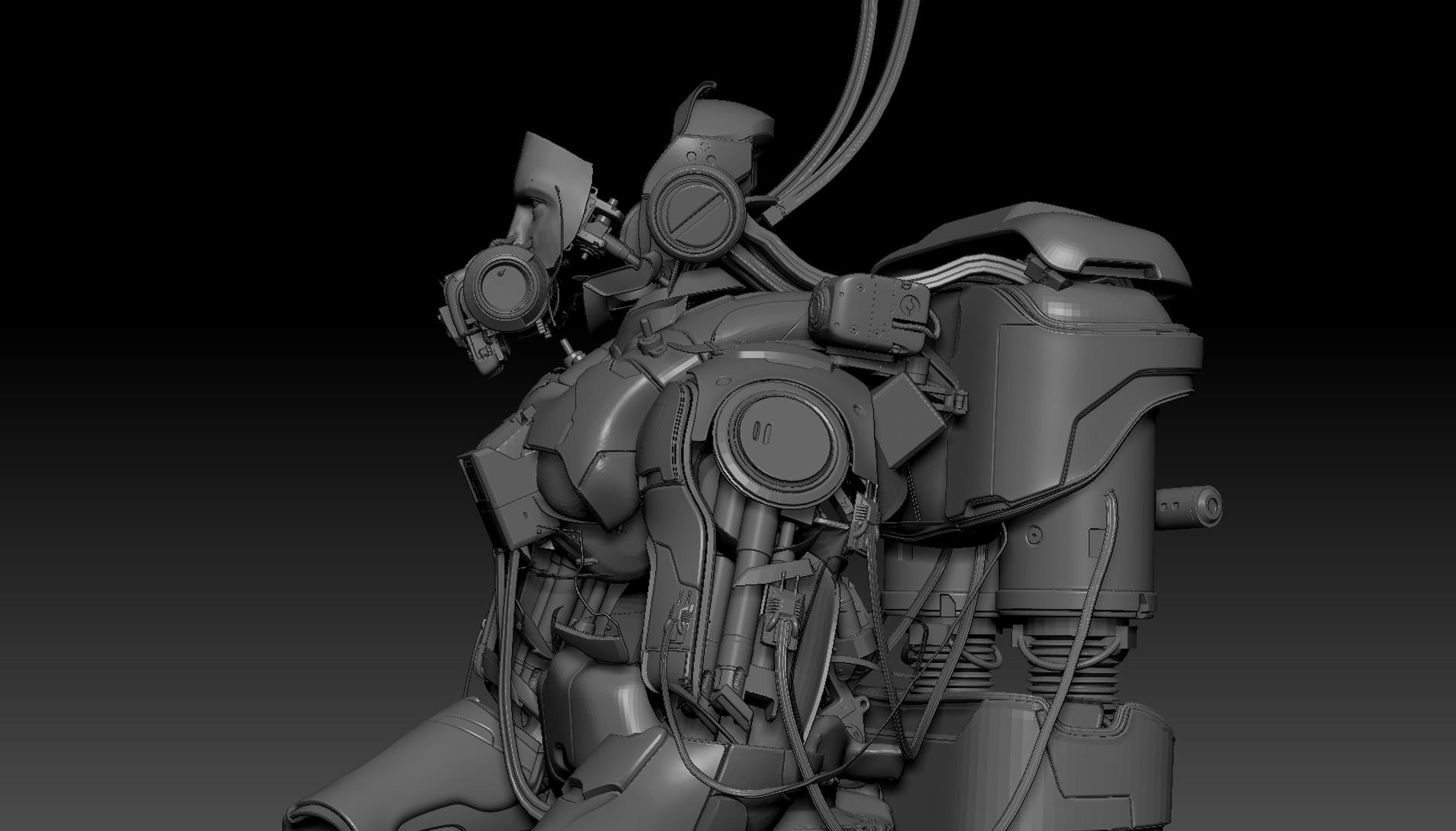 Concept 02 Sculpt