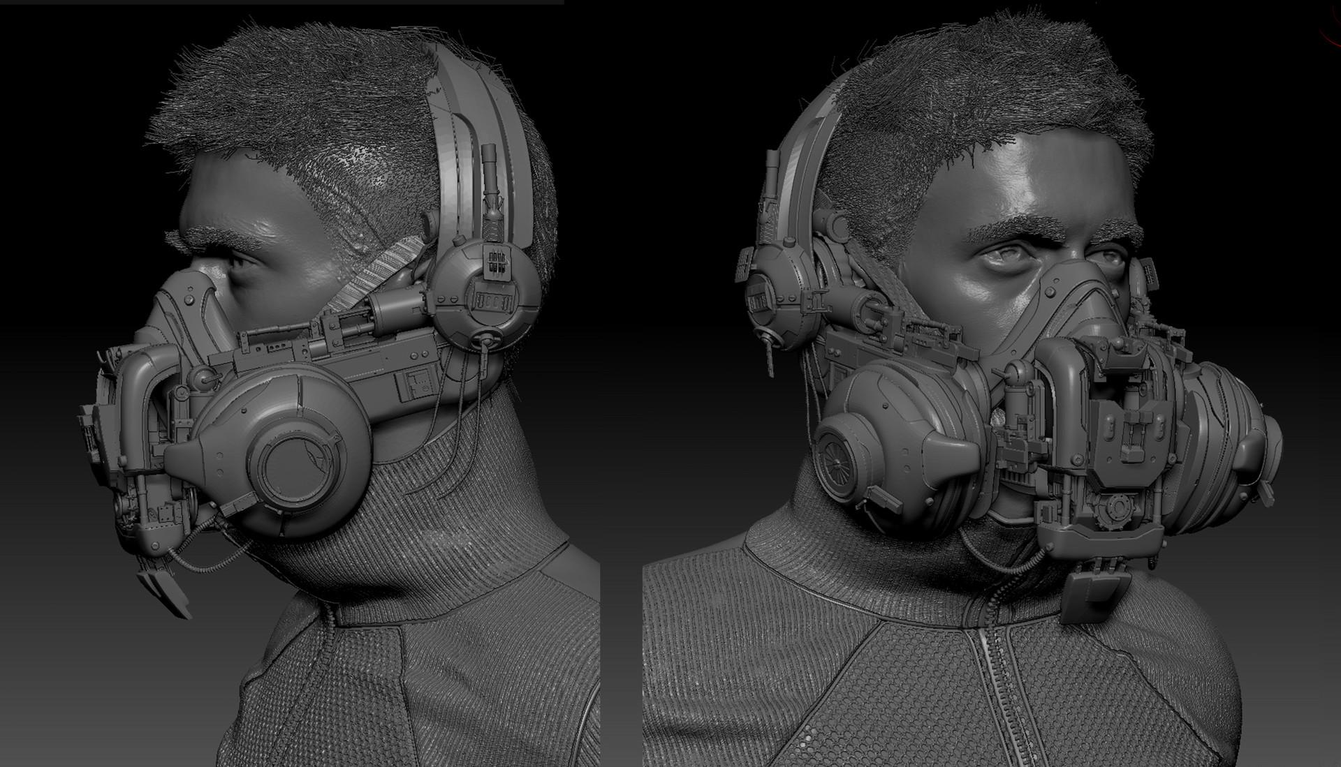 Concept/Study 03 Sculpt