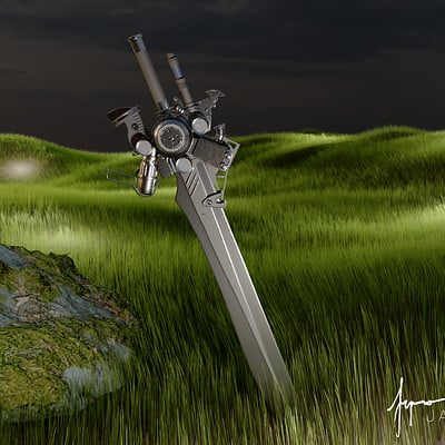Jan enri arquero engine sword 3