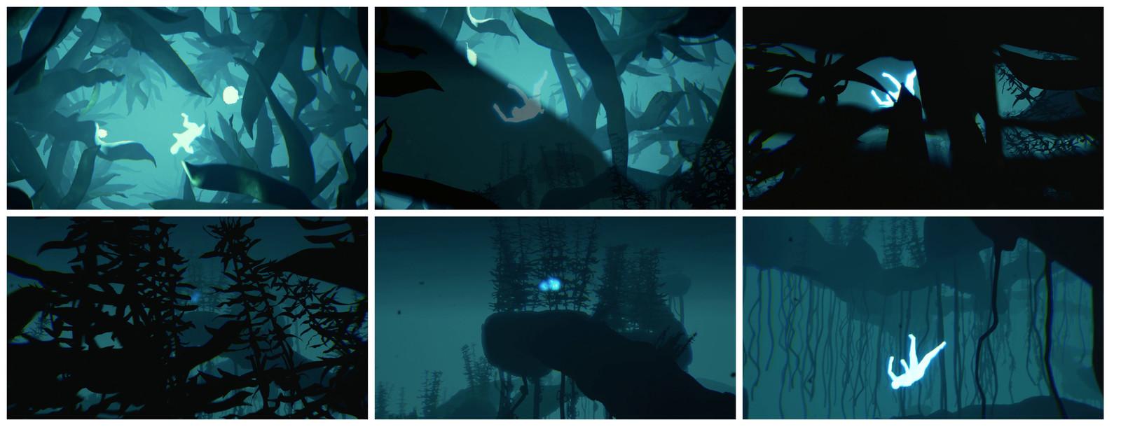Video screencaps.