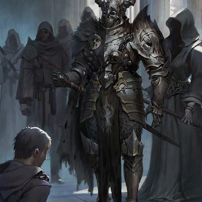 Joo skull armor color