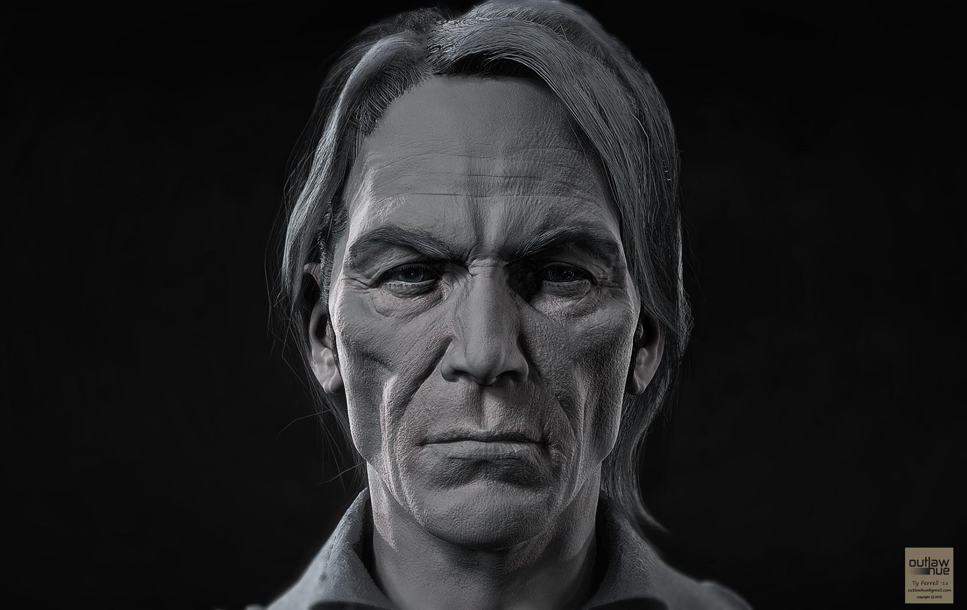 Facial Texture Concept