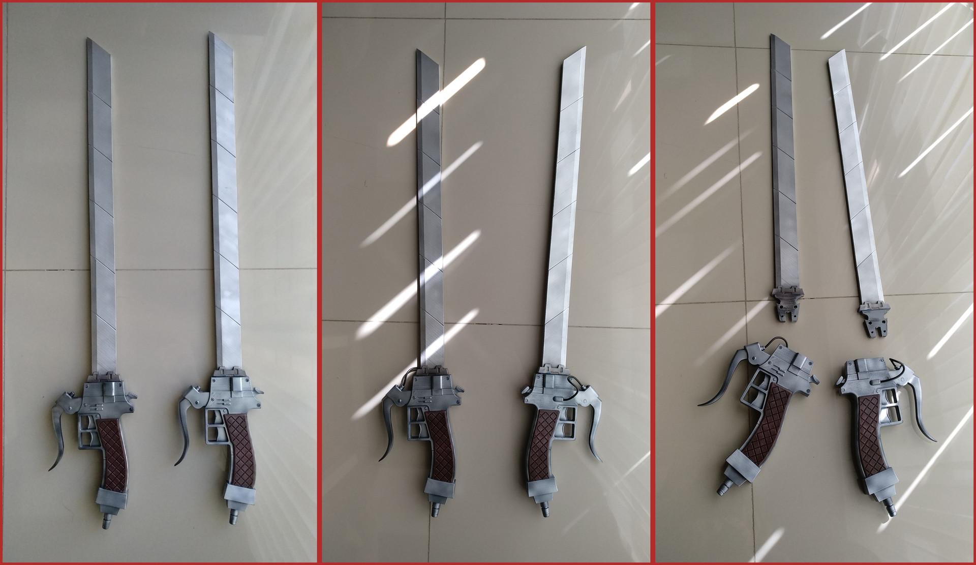 Sergei popovichev fin sword