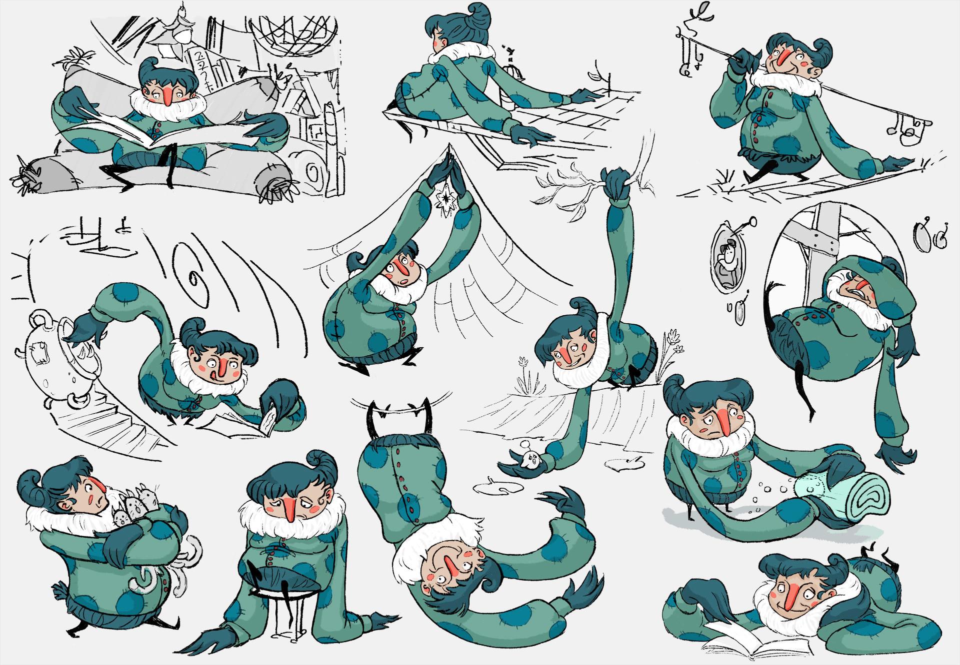 Vivien lulkowski vivien lulkowski color sloth actions wiederhergestellt