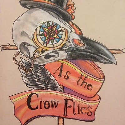Danielle keeton as the crow flies
