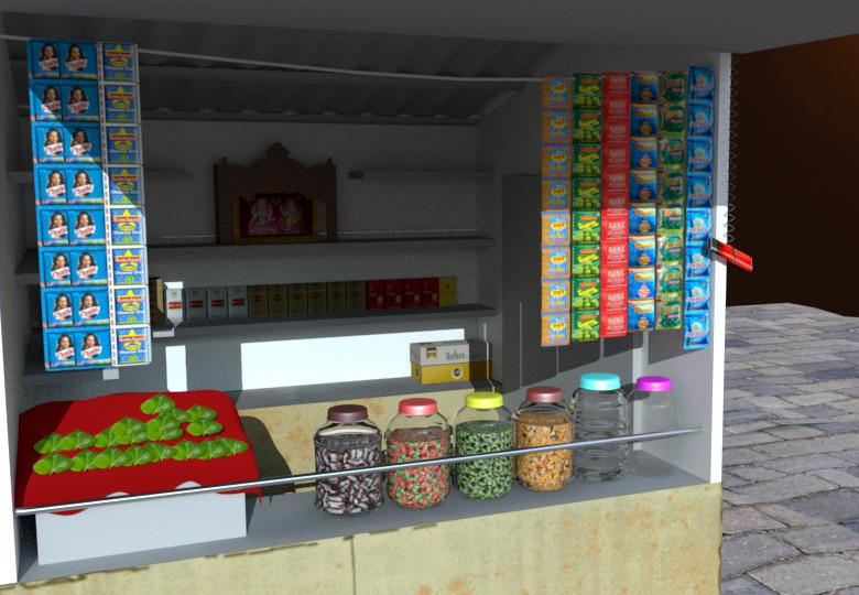 Rajesh r sawant paan shop4