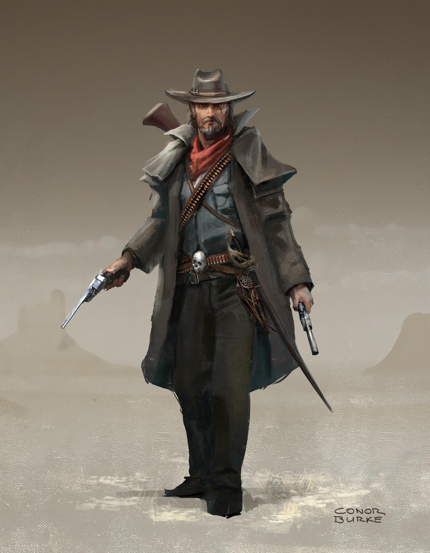 Conor burke conorburke gunslinger