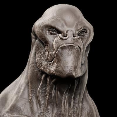 Pablo olivera alien concep carat 3d