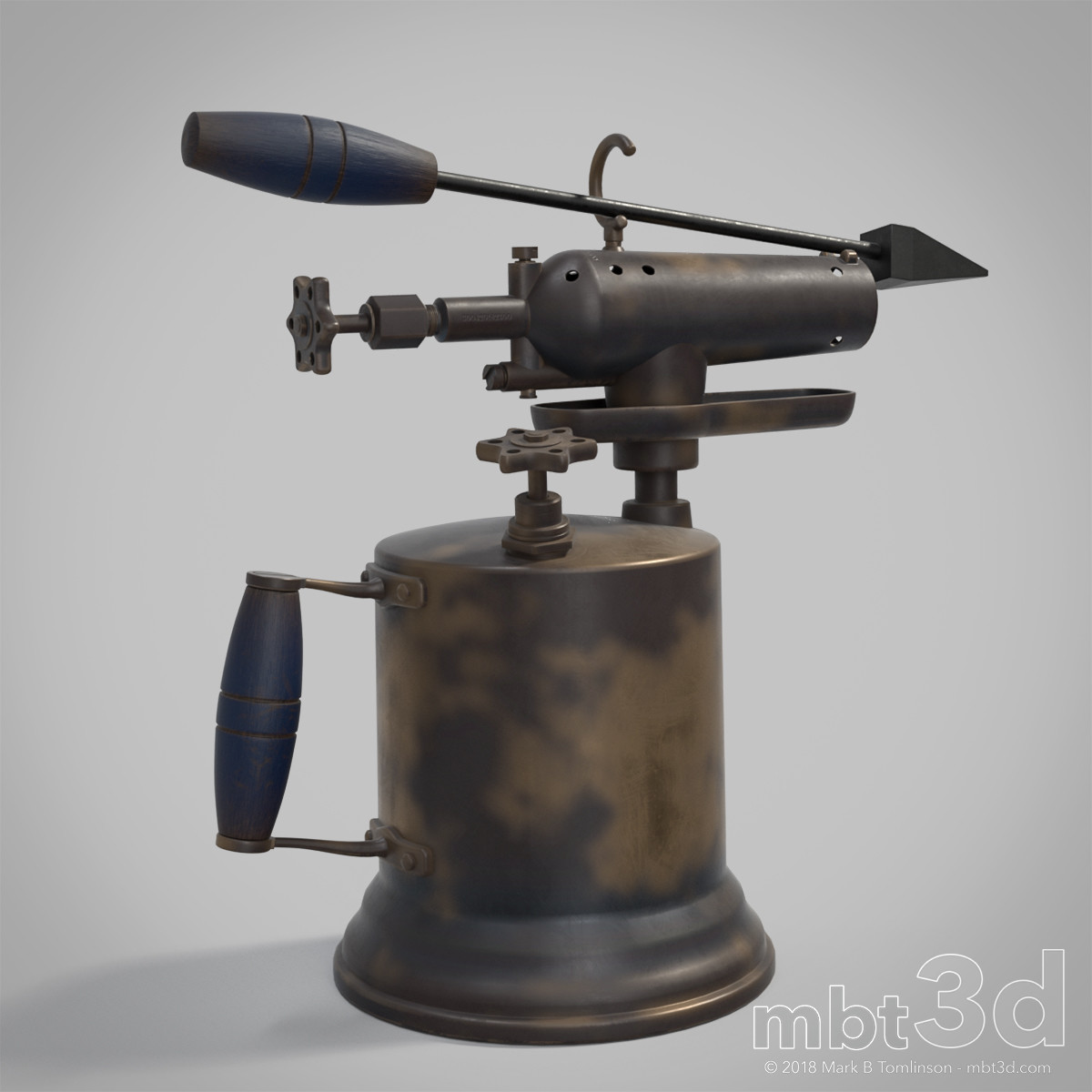 Antique Blow Torch