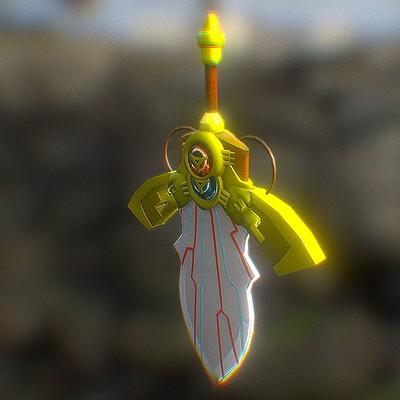 Danielle keeton smexy sword 2