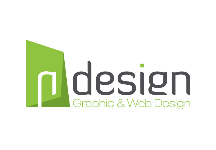 Logo design that I made for N-Design.