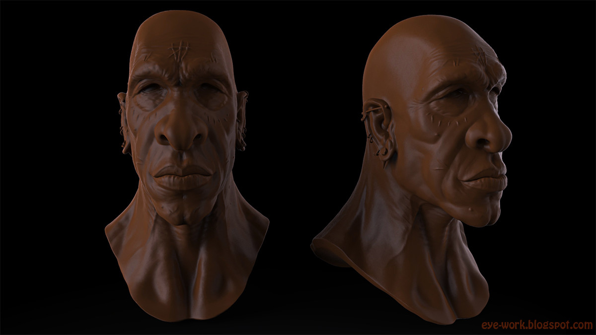 Character - Bust and other Parts