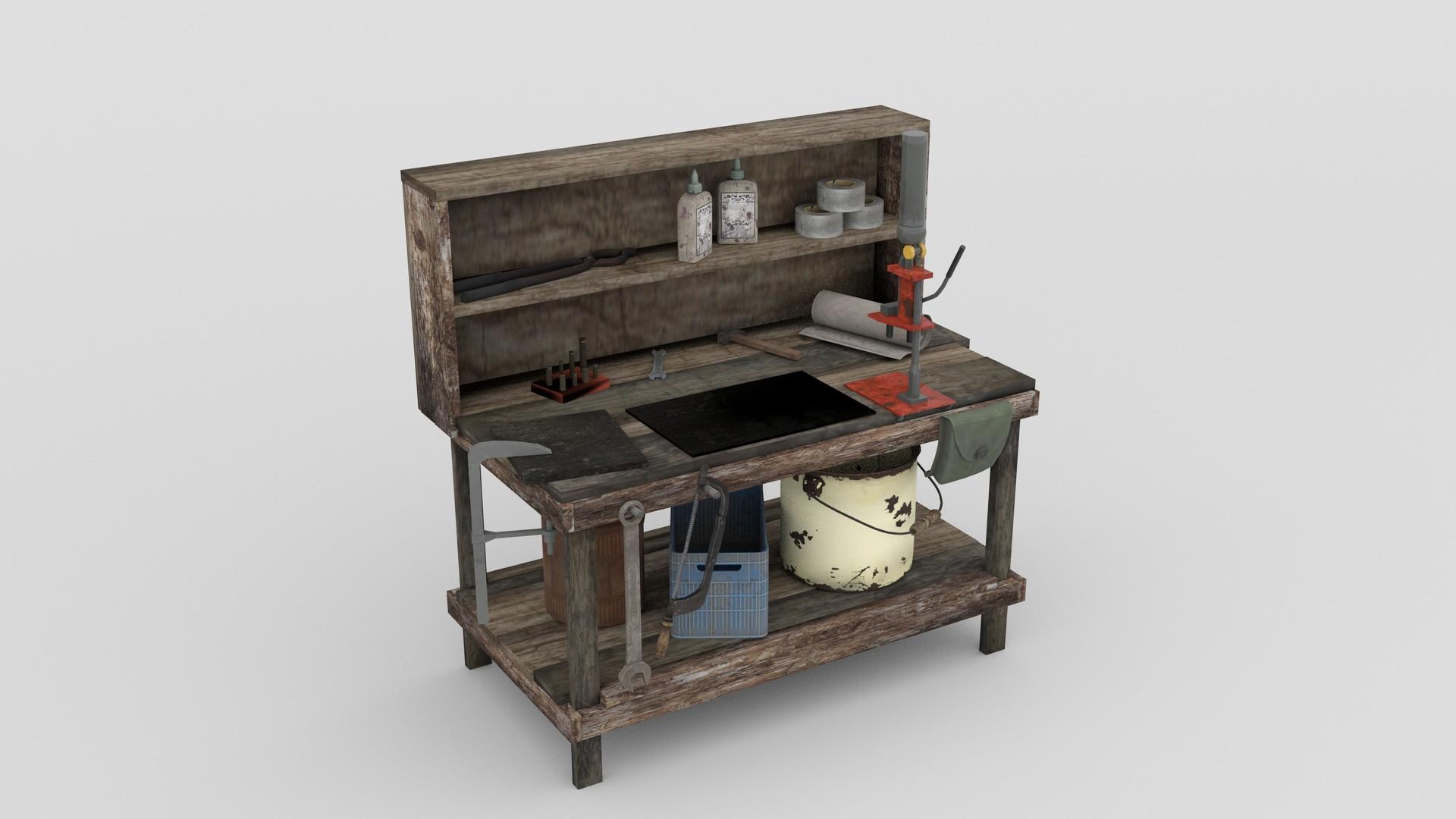 Cool Osvel Cabrera Reloading Bench Short Links Chair Design For Home Short Linksinfo