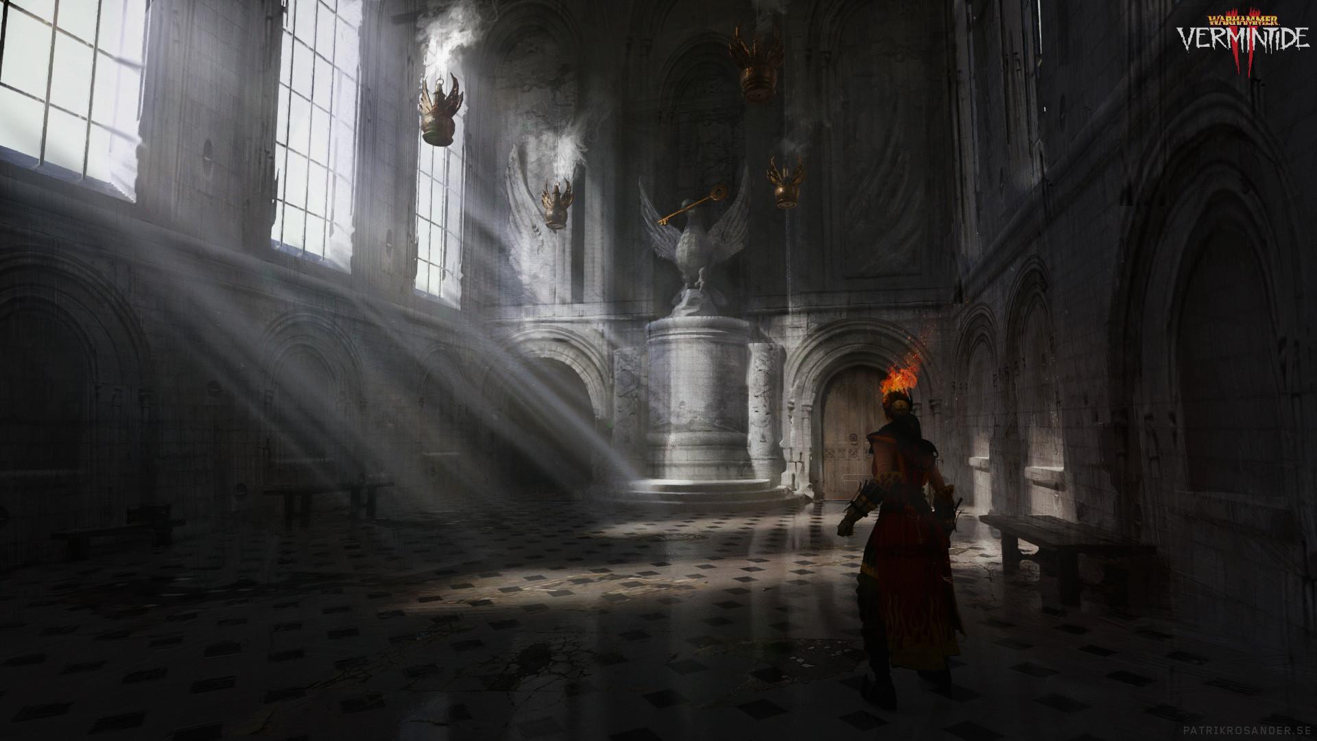 Patrik rosander convocation of decay shallya entrance
