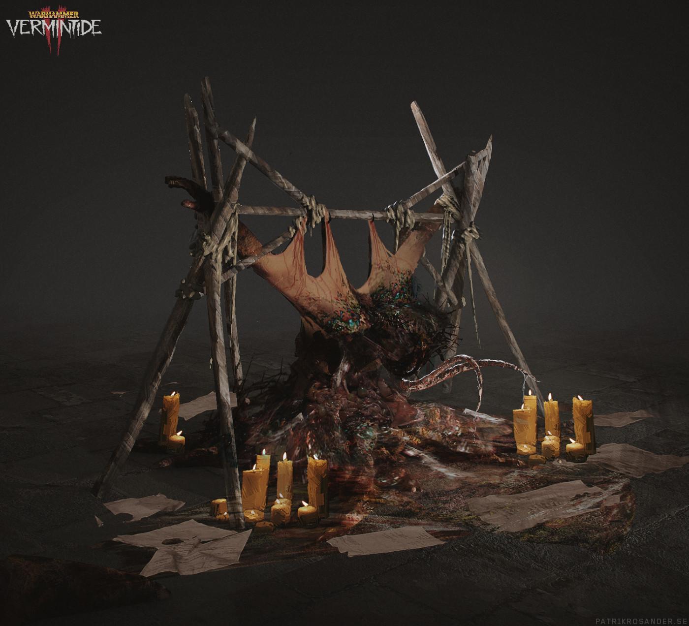 Patrik rosander convocation of decay ceremony 01