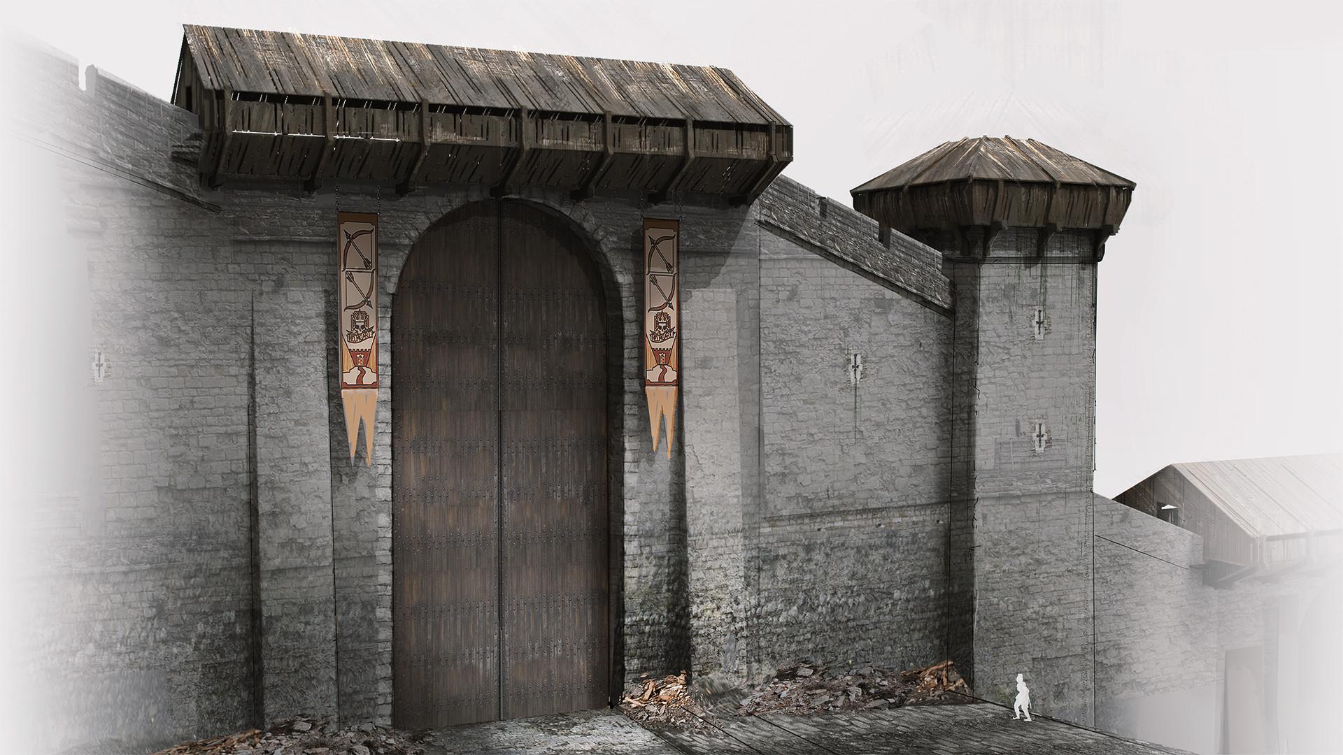 Patrik rosander righteous stand helmgart wall