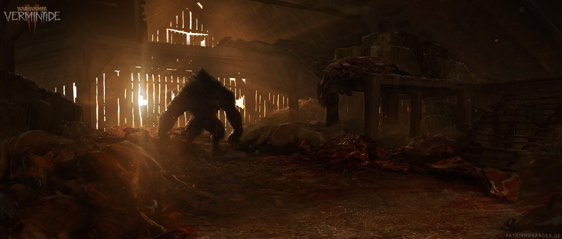 Patrik rosander against the grain ogre barn