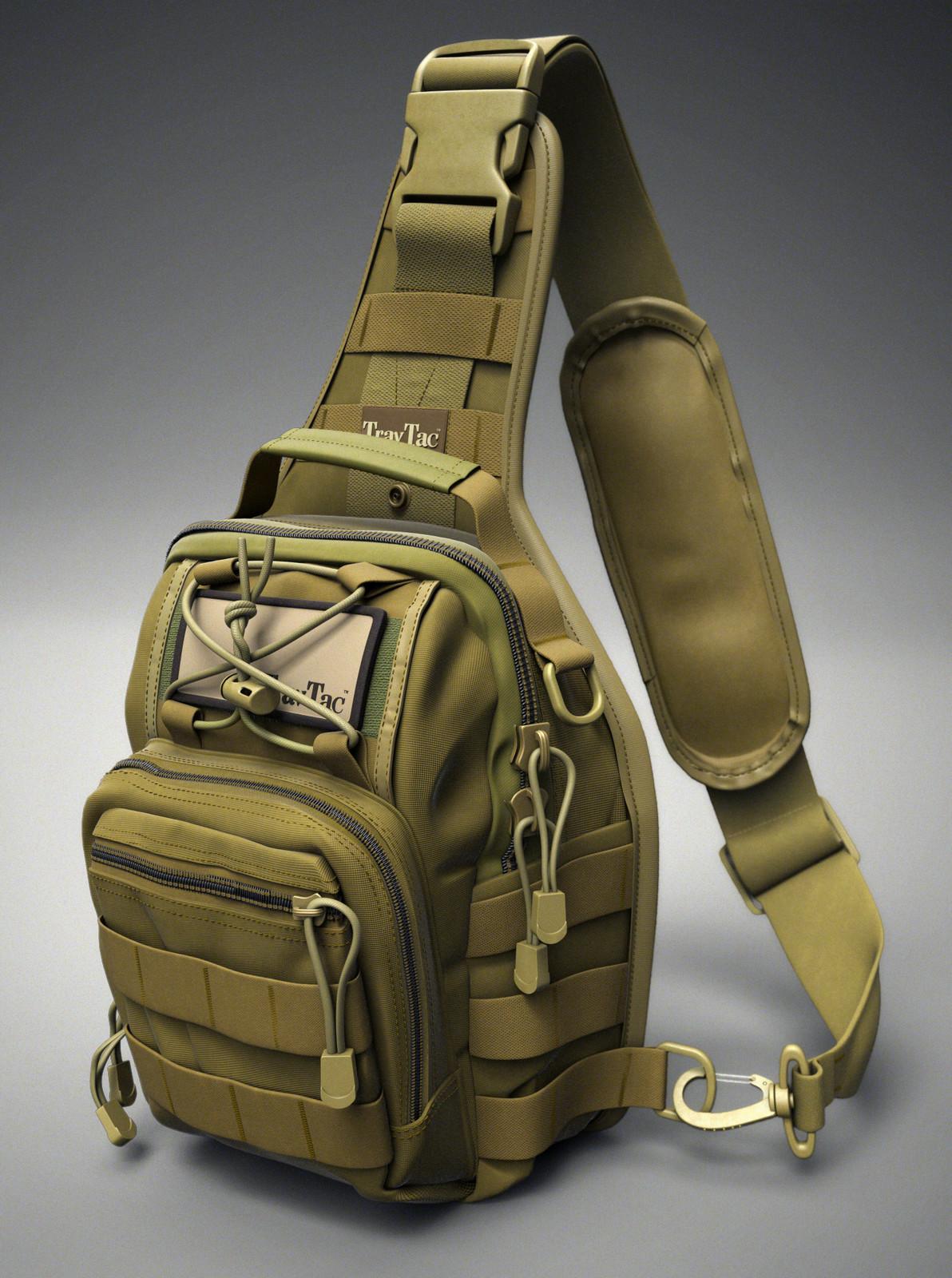 TravTac Backpack