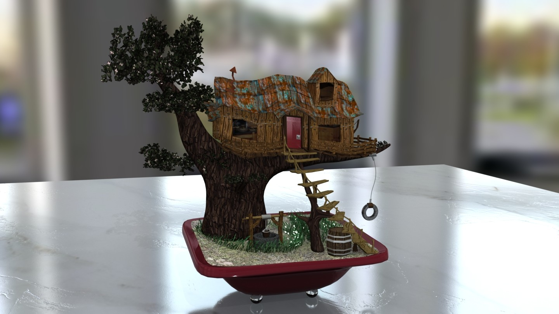 Bonsai Tree Treehouse Bonsai Tree
