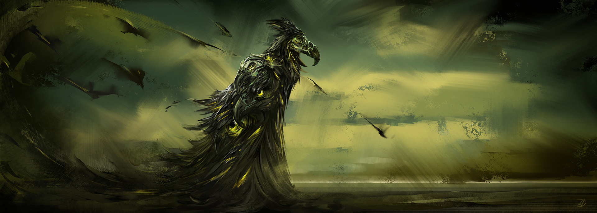 Wojtek depczynski birdman2