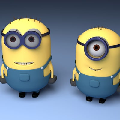 David oulton minion pic