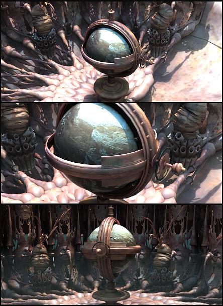 Arseniy korablev globe