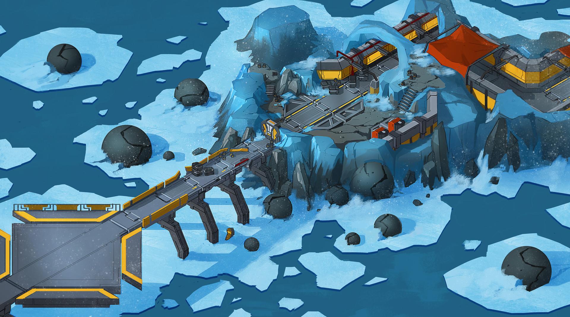 Ice world - Melting!