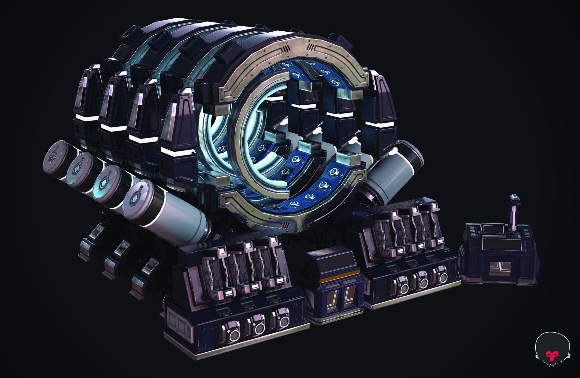John costello engine 01