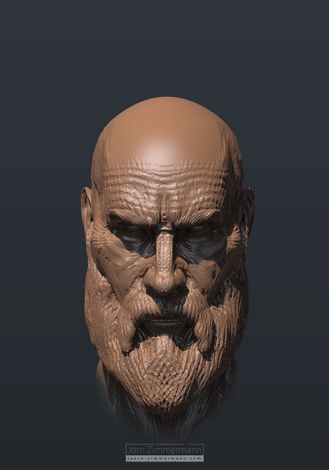 Joern zimmermann jz kratos sketch ks clay