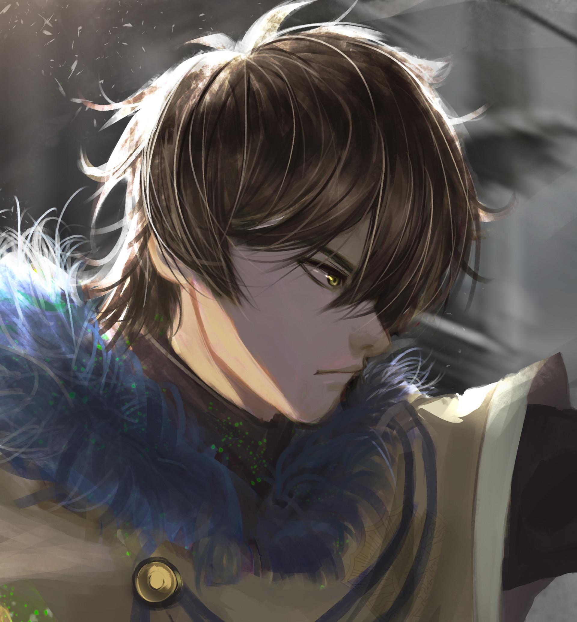 ArtStation - Yuno_Wind Magic, PrinceG07 .