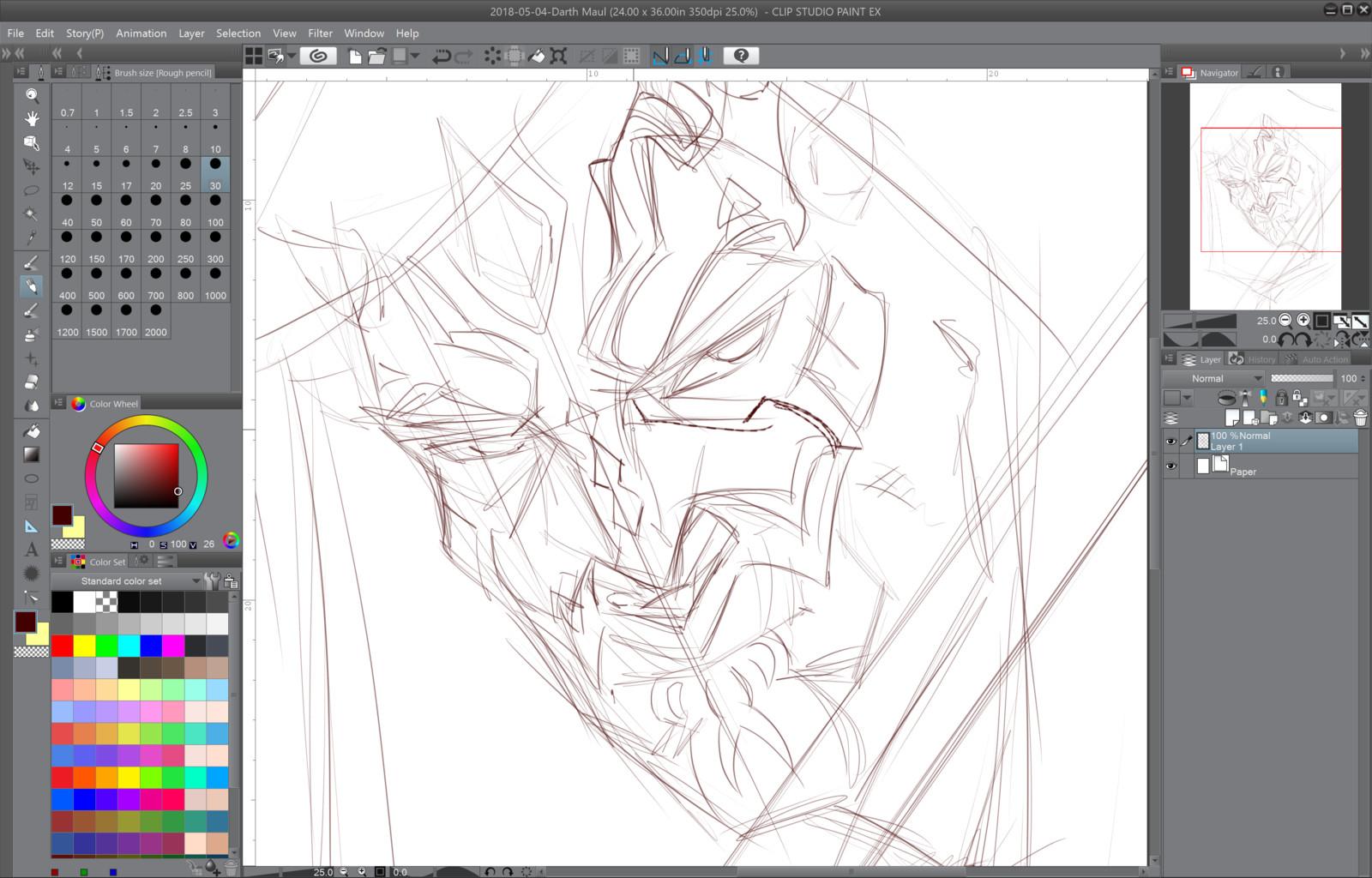 01-Rough Sketch