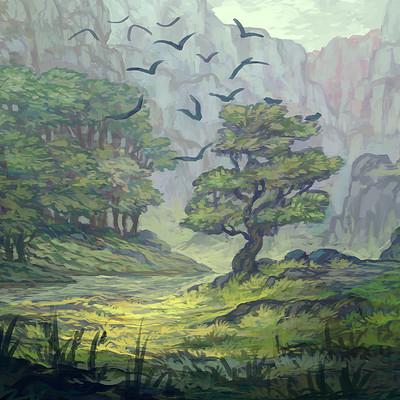 Lorelei simon lorelei simon landscape 14 02
