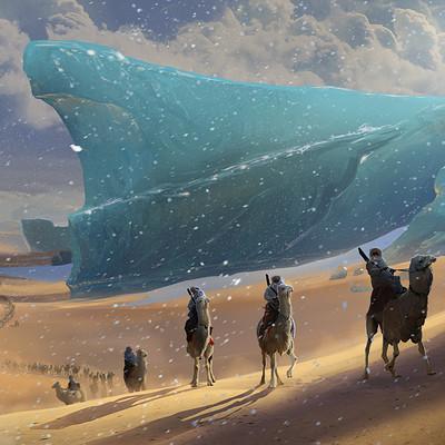 Diego nicolas agustin landscape 18 iceberg roadf e