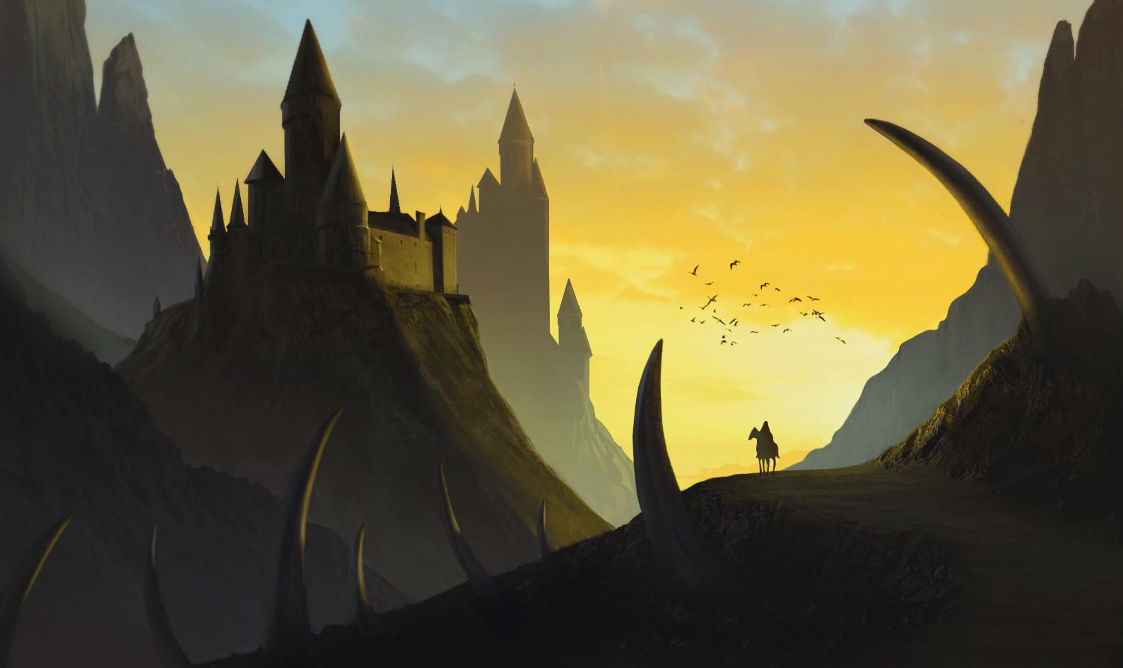 Romel rojas dragon castle 3