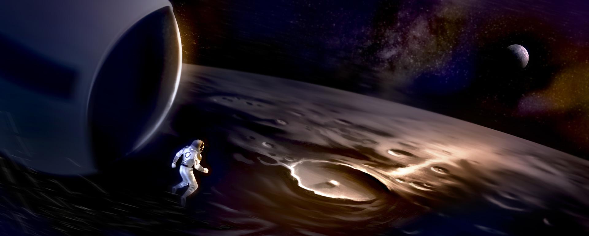 Romel rojas concept ori luna astronauta 5