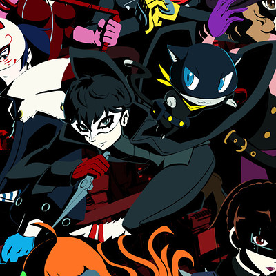 Lawrence patrick patchen iii lawrence patrick patchen iii phantom thieves 2ee