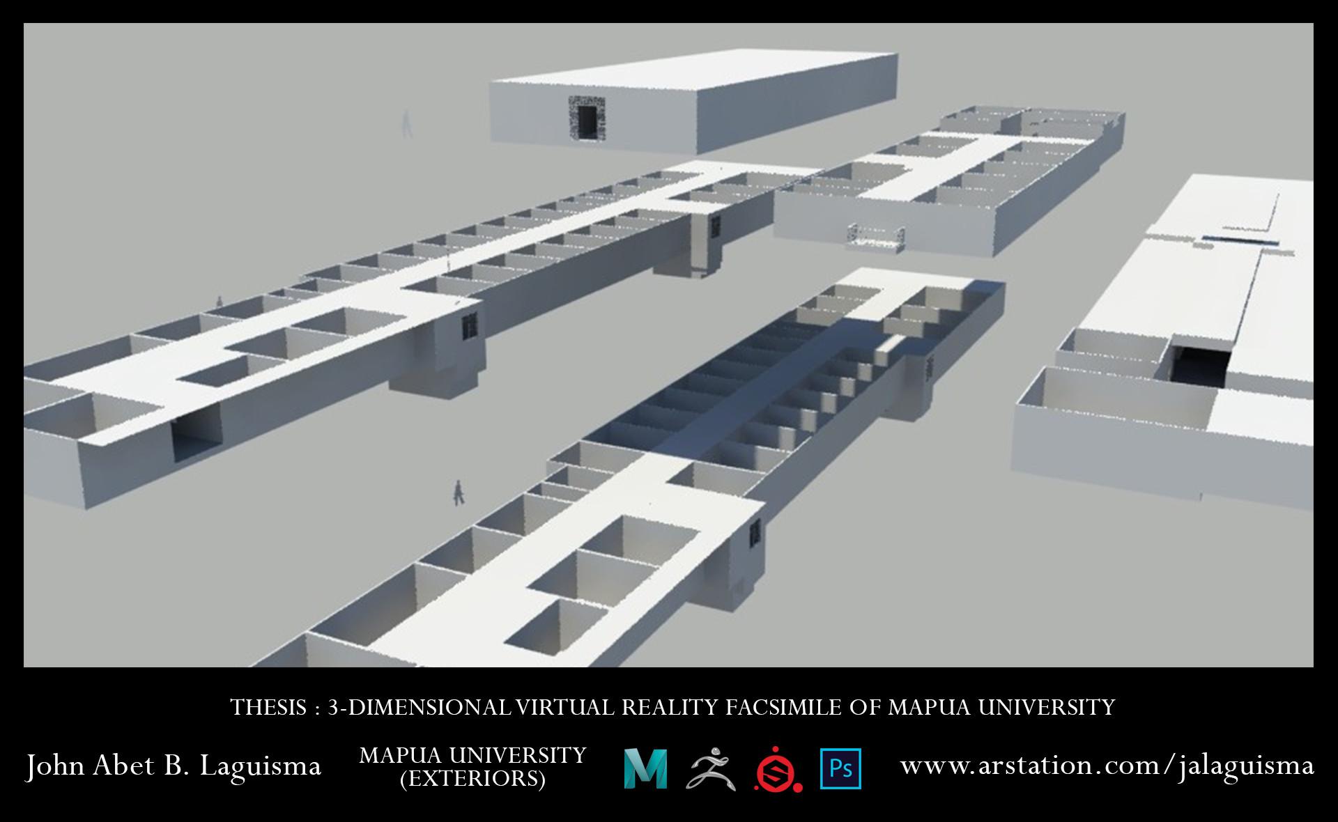 mapua thesis architecture