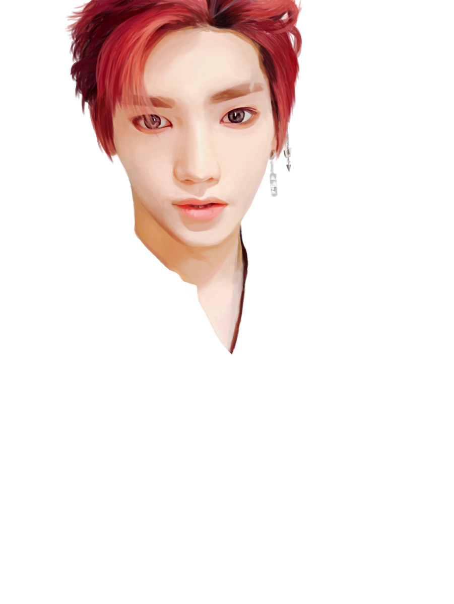 ArtStation - Digital Portrait - NCT Taeyong, You Ying Seah