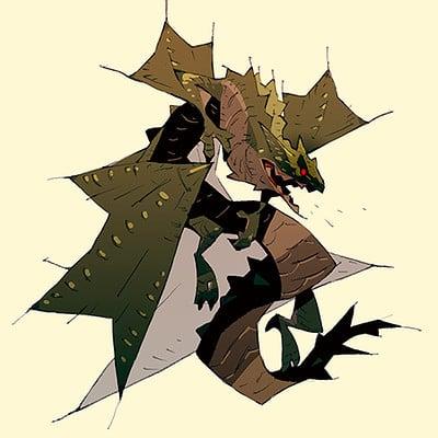 Satoshi matsuura 2018 04 25 dragon of mordiford s
