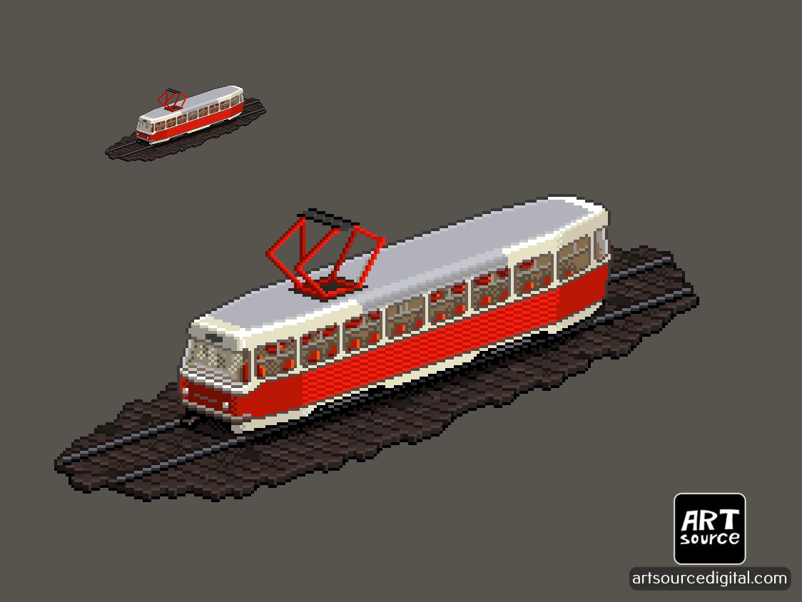 Artsource digital tram large 01 01