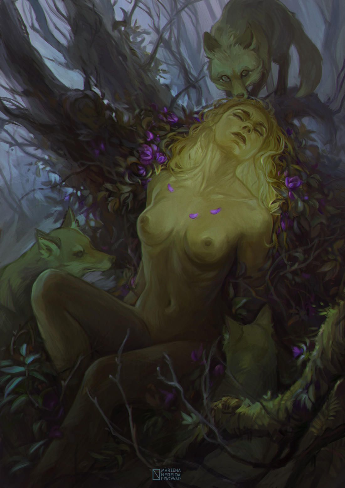 Death of a Dryad